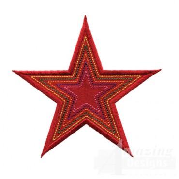 4 Inch Starburst Center