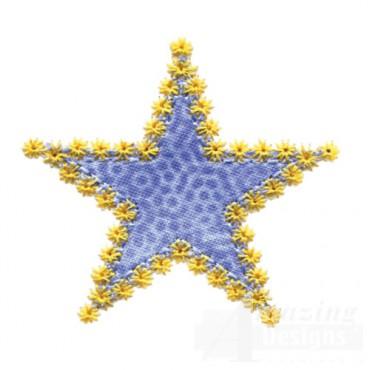 2 Inch Star Stitch