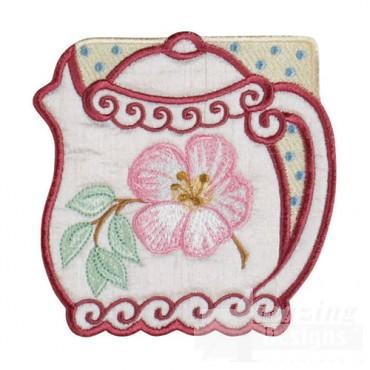 Tea Pot Pocket