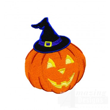 Witch Pumpkin