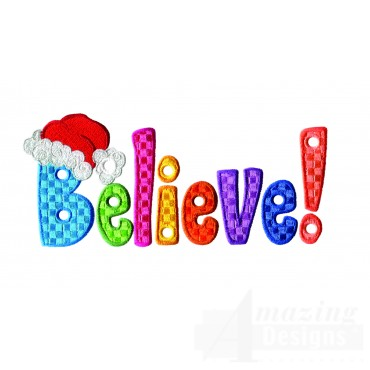 Merry And Bright Believe
