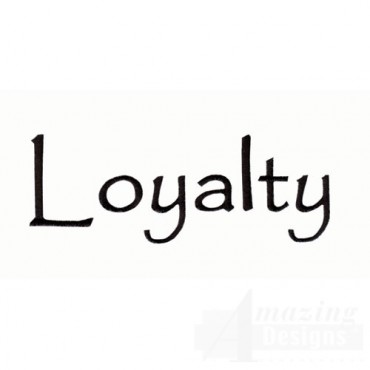 Loyalty Word