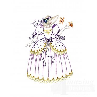 Vl104 Butterfly Belle