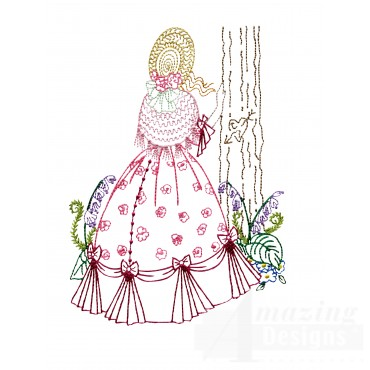 Vl110 Romantic Belle