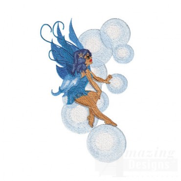 Fairy with Bubbles