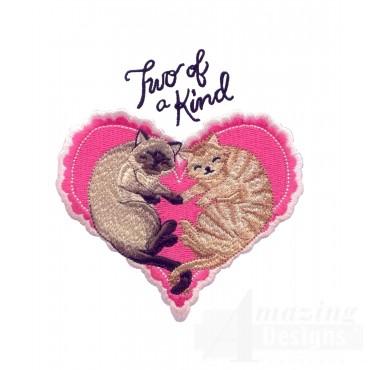 Love107 Puppy Love Embroidery Design