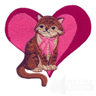 Love127 Puppy Love Embroidery Design