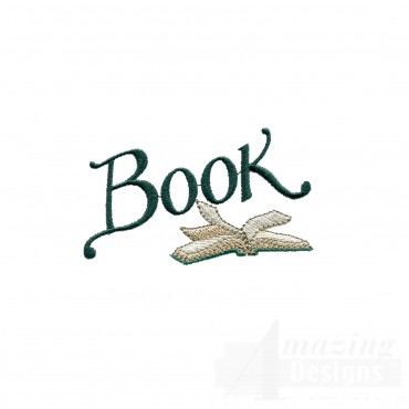 Book Lettering