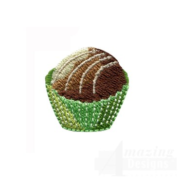 Chocolate Truffle Embroidery Designs