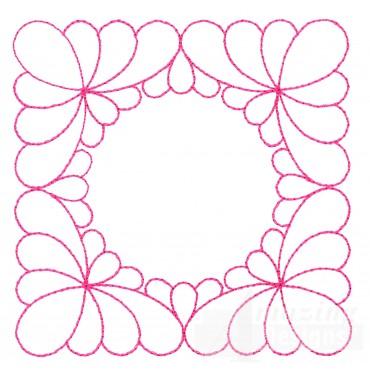 Quilt Pattern 1 Frame