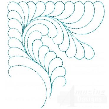Quilt Pattern 2 Corner