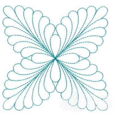 Quilt Pattern 2 Tile