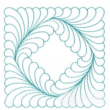 Quilt Pattern 2 Frame