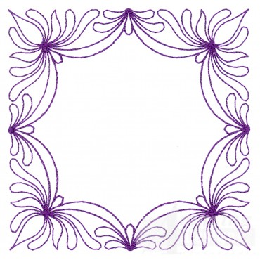 Quilt Pattern 4 Frame