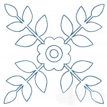 Quilt Pattern 7 Tile