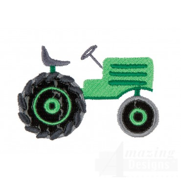 Applique Tractor