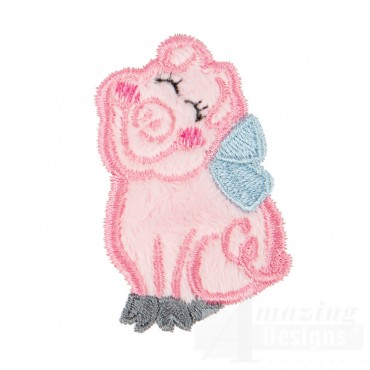 Applique Pig