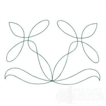 Floral Quilt Pattern