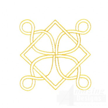 Celtic Design Outline