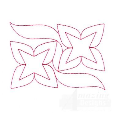 Flower Quilt Pattern