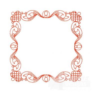 Quilt Pattern Border