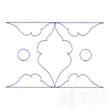 Leaf Quilt Pattern