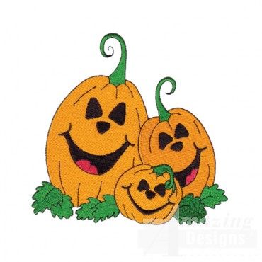 Happy Jack O Lanterns