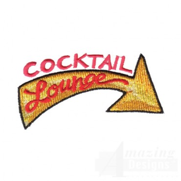 Cocktail Lounge Sign
