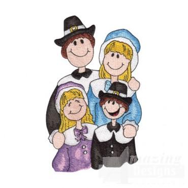 Pilgrim Family