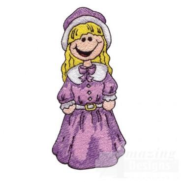 Pilgrim Girl