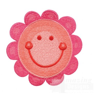 Smiley Face Flower