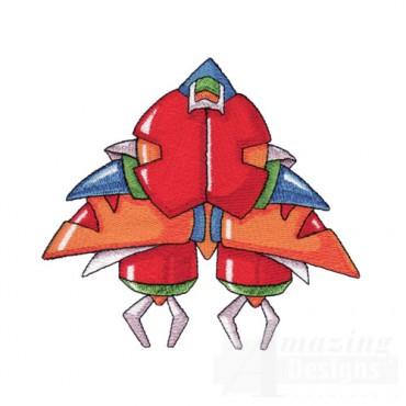 Robot Spaceship