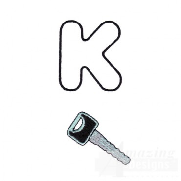 K Is For Key