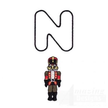 N Is For Nutcracker