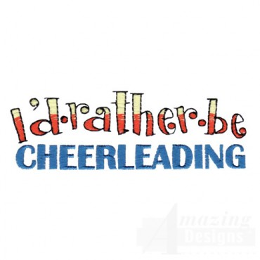 Rather Be Cheerleading