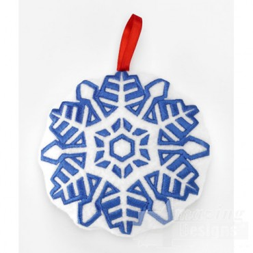 Snowflake Ornament 2