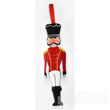Nutcracker Ornament 2