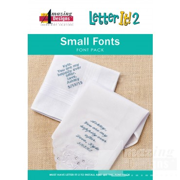 Small Fonts