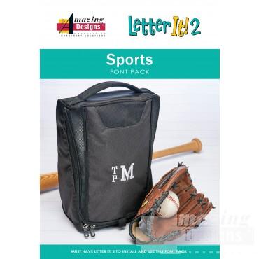 Sports Font Pack