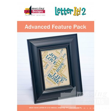 Letter It 2 Advanced Feature Pack