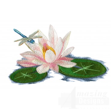 Swndd234 Dragonfly Embroidery Design