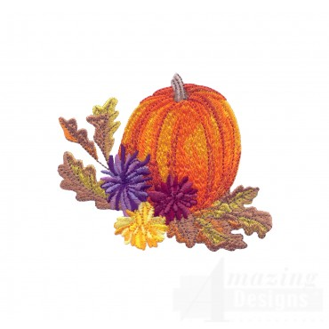 Swngold101 Golden Days Of Fall Embroidery Design