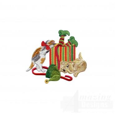 Swnsh220 Santas Workshop Embroidery Design