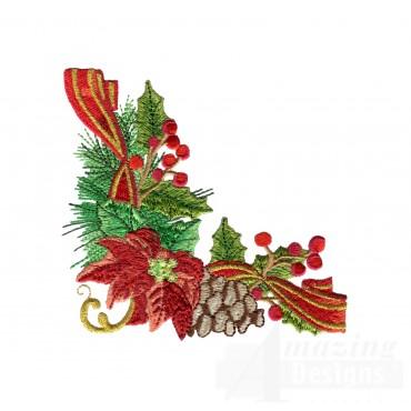 Swnrcc114 Regal Cardinal Embroidery Design