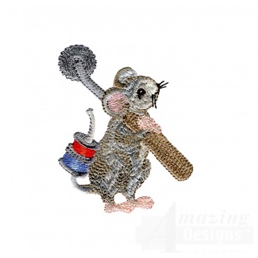 Off To Work Mouse