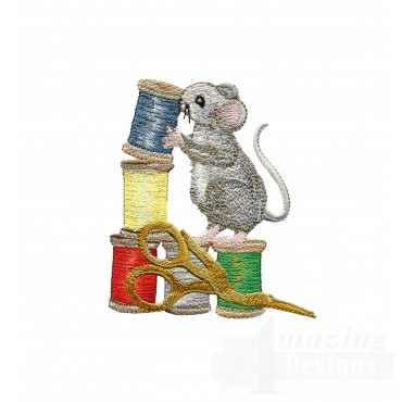 Mouse Stacking Thread
