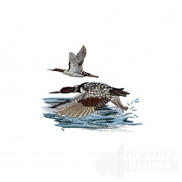 Flying Loons