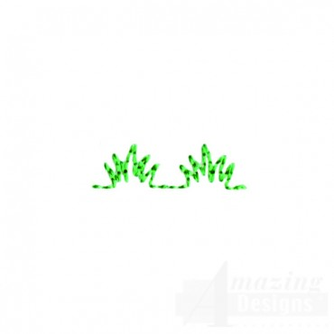 Grass Embroidery Design