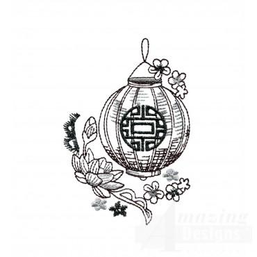 Good Fortune Lantern 2