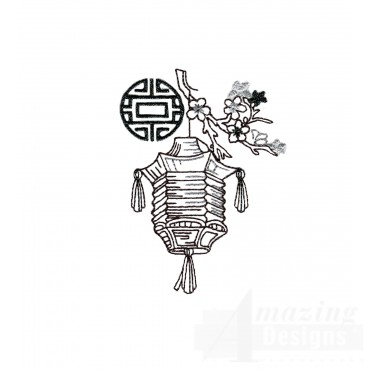 Good Fortune Lantern 8